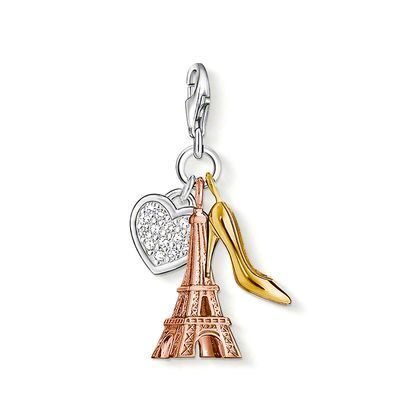 Charm Eiffel Tower – Charms – Charm Club – THOMAS SABO