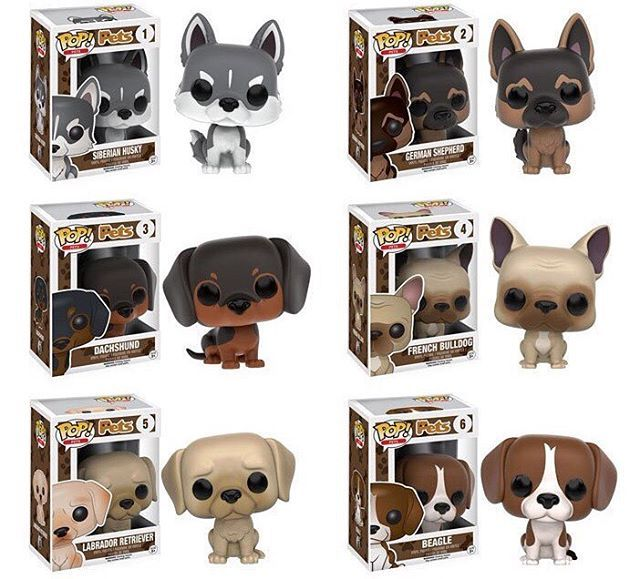 #Funko Pop! Pets coming in September CLICK ON OUR BIO TO PREORDER/ORDER #beagle…