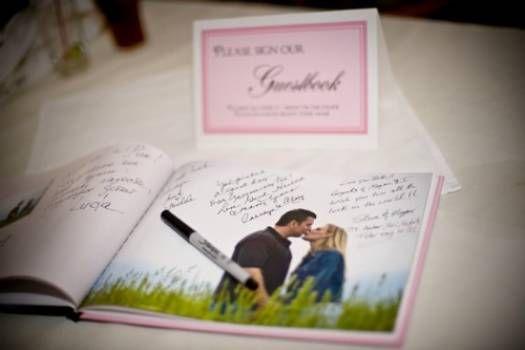 Origineel gastenboek voor je bruiloft: veel ideeën [Foto´s]