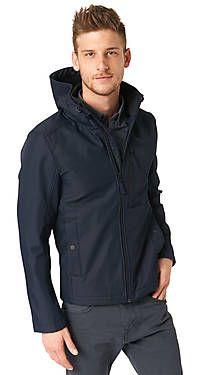 tom tailor herren jacke softshell jacket modische jacken. Black Bedroom Furniture Sets. Home Design Ideas