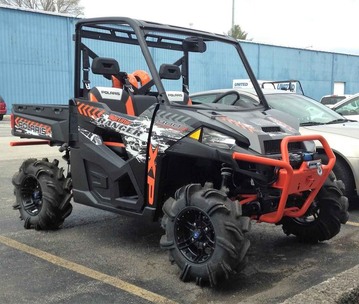New 2016 Polaris RANGER XP 900 EPS HI ATVs For Sale in Illinois. 2016 POLARIS RANGER XP 900 EPS HI, RANGER XP 900 EPSHigh Lifter Edition Stealth Black The Ultimate in RANGER Xtreme Performance for the Deep Mud Class-Leading High Output 68 HP ProStar Engine Mud Specific Gearing, High Mounted Air Intake and Vent Lines, and 28' High Lifter Outlaw 2 TiresFeaturesHardest Working Features•;THE PROSTAR ENGINE ADVANTAGE: The RANGER XP 900 ProStar engine is purpose built, tuned and designed alongside…