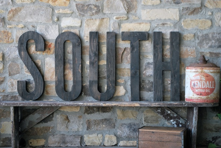 SOUTHSouthern Pride, Big Letters, Southern Style, Southern Things, Down South, Southern Girls, Southern Homes, I M Southern, Random Pin