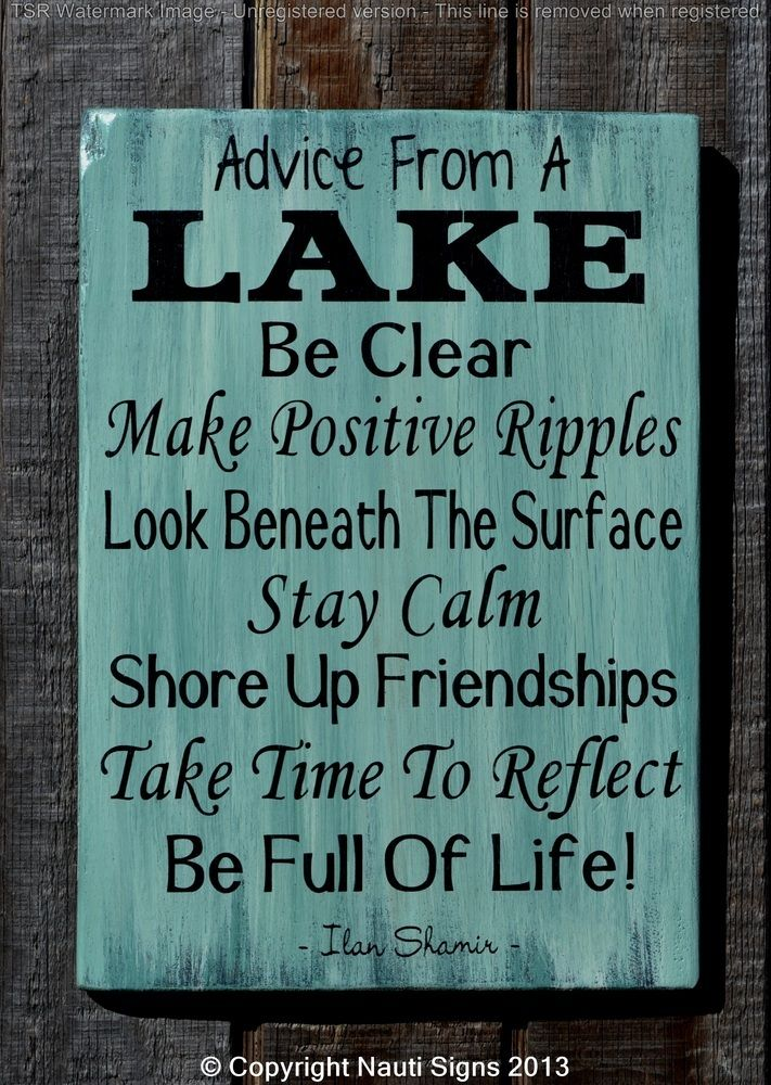 Take Time To Reflect Quotes: 185 Best Cottage Signs Images On Pinterest