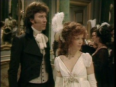 Ross & Demelza (original series) attend a ball in London.