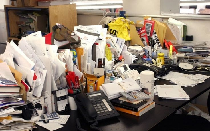 Office Clean-Up