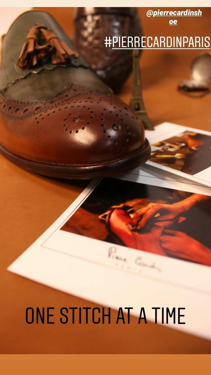 Pierre Cardin Men Shoe Collection 2020 Leather Shoes Men Leather Shoes Brand Formal Shoes For Men