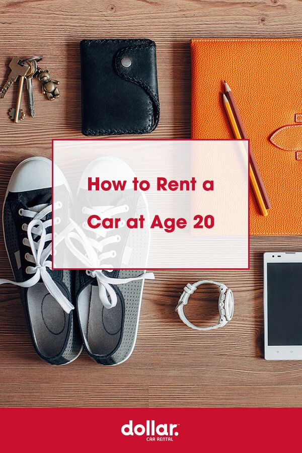 Are You A Young Driver Looking To Rent A Car For The First
