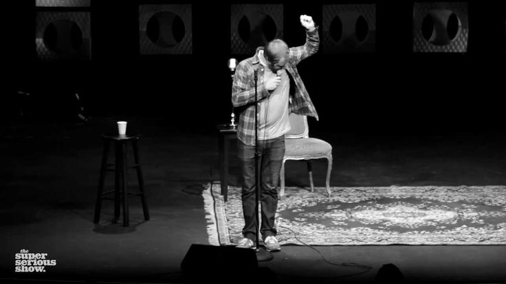 I have been watching Rory Scovel's videos on youtube for so long and got to see him live in Brooklyn. It is wonderful how in the moment he is. Even though he is saying the same joke, he doesn't repeat it in the same way ever and sometimes its not as good as the last time you saw him but its still interesting to see him do that. and when he is not doing his standard material, he is riffing off things and being very in the moment on stage.