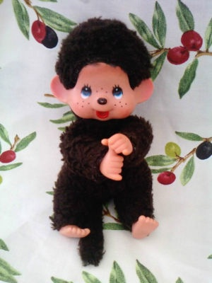 Sucker Thumb Bear. I allegedly stuffed one up my coat in Woolworths at age three. #thuglife