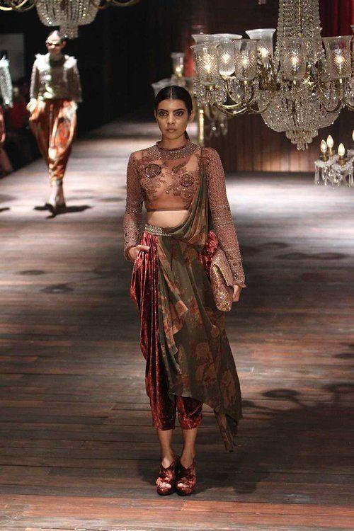 Myra Magazine • Sabyasachi   Lakmé Fashion Week A/W 2016 • http://www.myramagazine.com/home/2016/9/22/sabyasachi-lakm-fashion-week-aw-2016