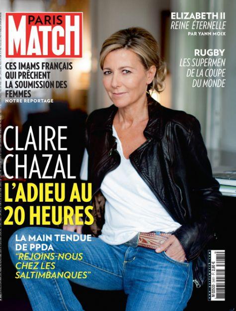 Depuis vingt-quatre ans, Claire Chazal présentait les journaux du week-end. Son éviction a bouleversé la rédaction de TF1. Et ses millions de fidèles.