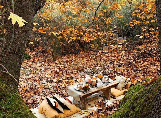 Adieu Summer! Hello Autumn! Made in Bettina Nagel