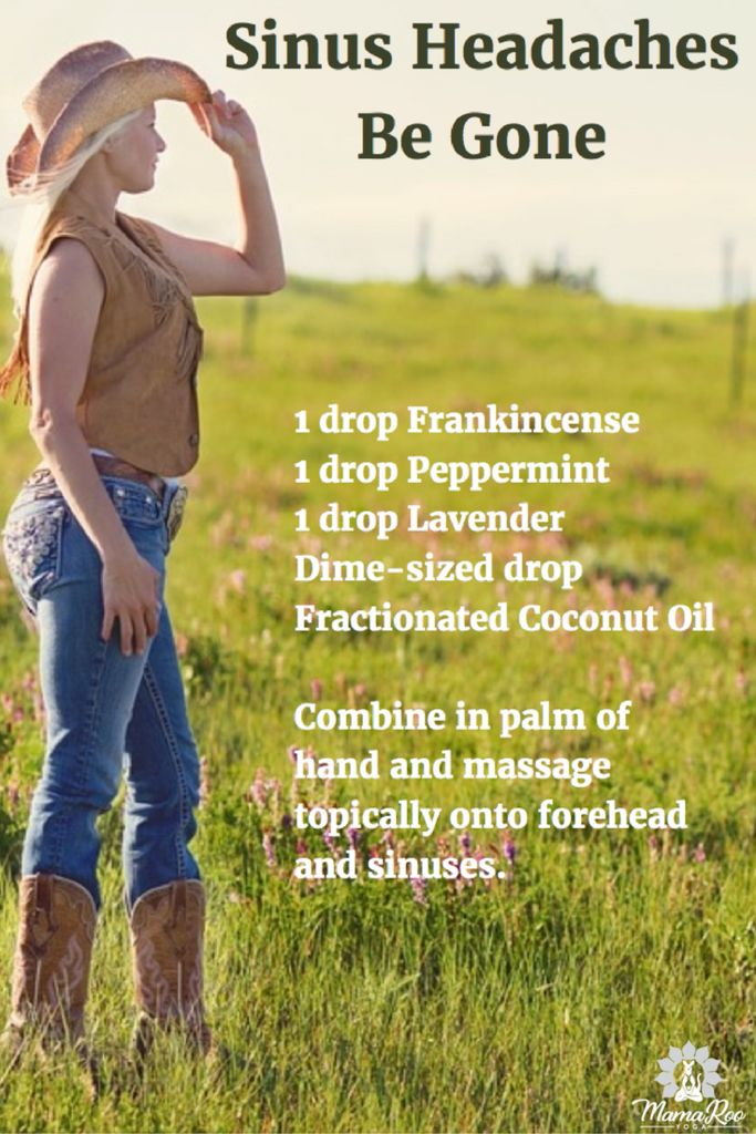 Sinus Headaches Be Gone- Natural Sinus Headache Remedy with Frankincense, Peppermint and Lavender essential oils. Great for sinus and allergy headaches and discomfort. Click the image for 8 more benefits and uses for Frankincense Essential Oil and re-pin to share with a loved one! #HeadacheRemedies