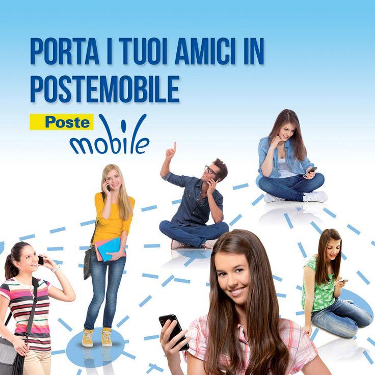 Poste mobile conviene passaparola fino al 15 11 porta i for Poste mobili 0 pensieri small