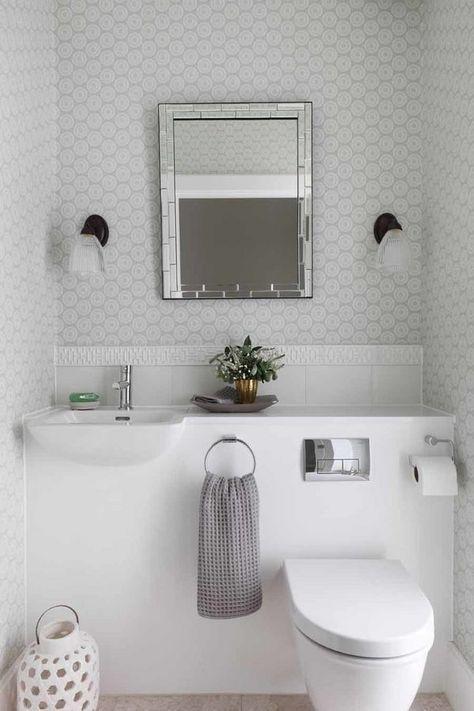 Small Bathroom Designs E Saving Toilet With Bidet Combo Sink