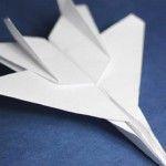 Un autre tutoriel aujourd\\\'hui pour vous montrer pas à pas comment réaliser un origami avion de chasse F15 Eagle. Un tutoriel en vidéo de Tadashi Mori, bien connu pour ses origamis ! Cet avion est beaucoup plus complexe que mon meilleur avion en papier pour les enfants qui est plus ...