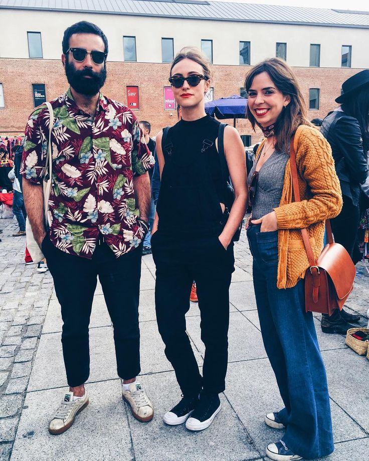 Seen at: Lost & Found Market [Conde Duque] #madremiaamadrid #Madrid #España #Spain #ootd #vintage #moda #estilo #fashion #style #fashionblogger #domingo #gafasdesol #gente #condeduque #instafashion #fashiongram #womens #mens #streetstyle #streetphotography #foto by madremiaa_madrid