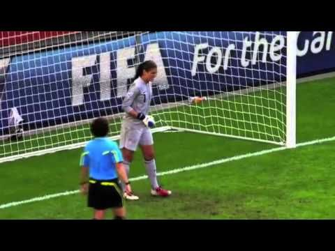 hope solo- amazing video of hope solo! She can still do all this after a shoulder surgery #beast