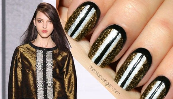 MANICURE MUSE: Andrew Gn Spring '14