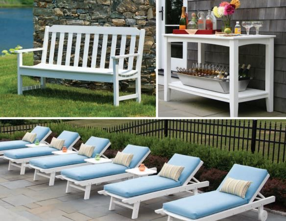 Get Inspired With Seaside Patio Furniture From Oasis Hot Tub U0026 Sauna  Serving NH And MA