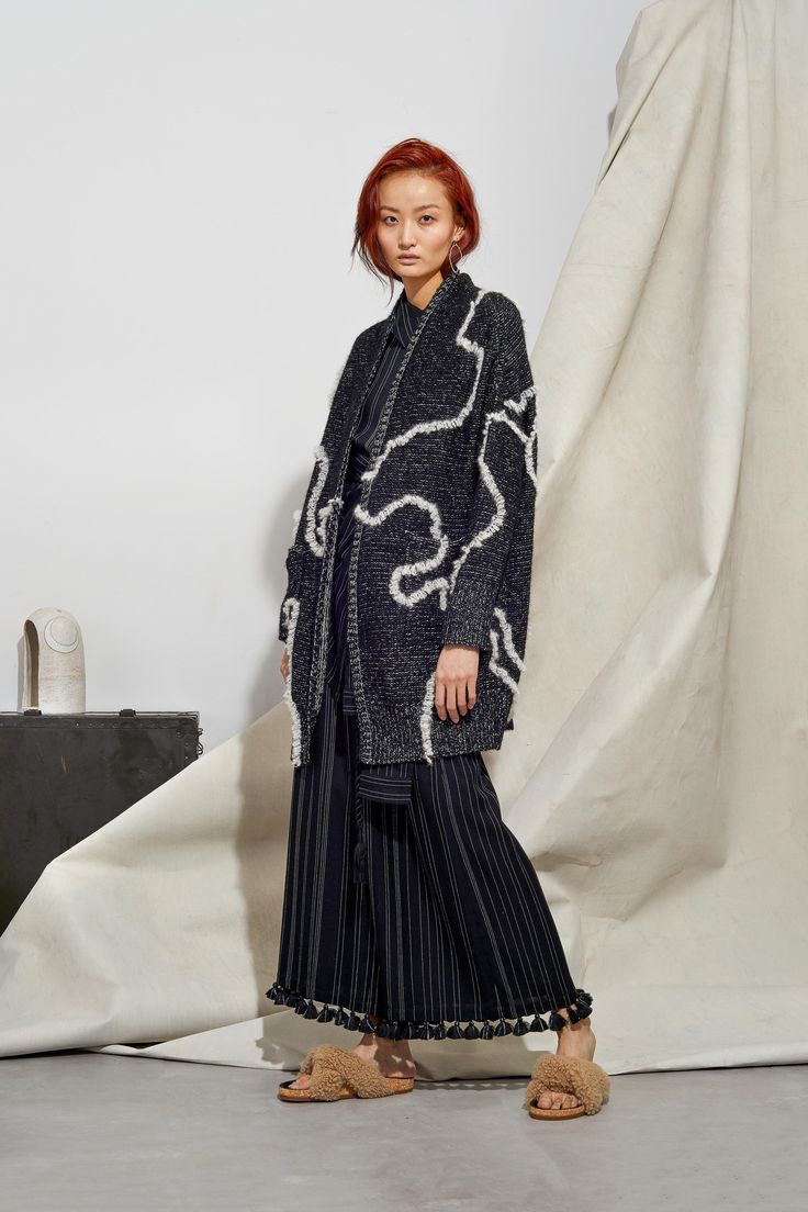 Laura Siegel Fall 2018 Ready-to-Wear Collection - Vogue