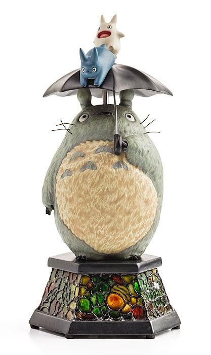 ThinkGeek :: My Neighbor Totoro Music Box