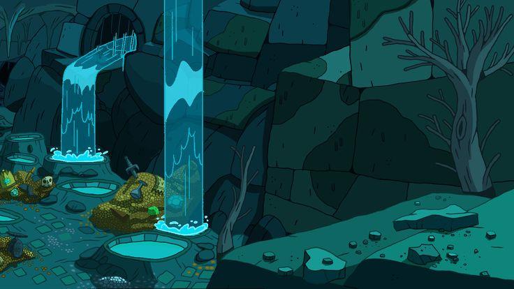 Fuck Yeah Illustrative Art! • Adventure Time background art