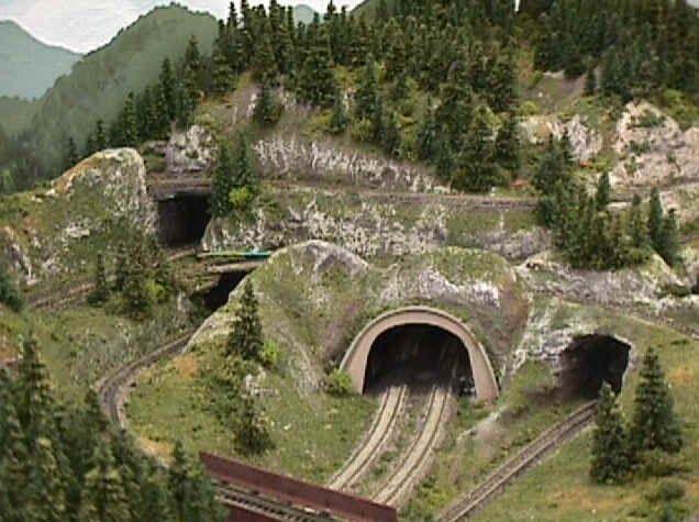 Top 25 Best Model Train Layouts Ideas On Pinterest
