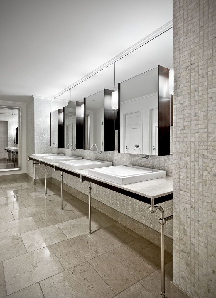 Modern Bathroom Inside The H Pinterest Modern