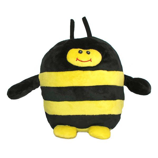 Super soft black and yellow huggable Warm Buddy Bee is a new member of the family of warm-up plush animals. Bee populations are in decline so Warm Buddy decided to create some very soft, cheerful and cozy bees to show they care and bring attention to them. The Inner heat pack provides comforting warmth making […]