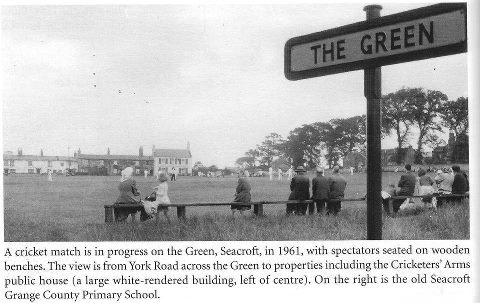Seacroft Village Green back in the day. We had to do a local history school project on this place. Turned out to actually be quite fascinating believe it or not.