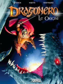 Sergio Bonelli Editore: per la prima volta in libreria Dragonero e Greystorm