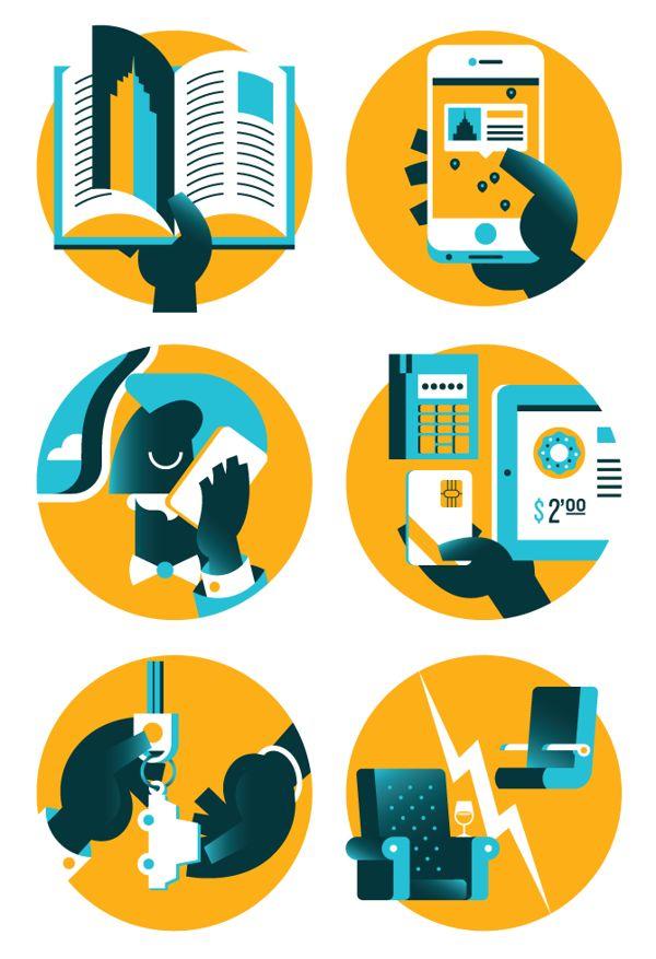 Editorial Illustration Vol.2 on Behance