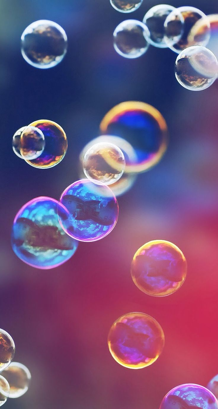 Beautiful Love Wallpaper For Phone : Soap bubbles Wallpaper for iphone, Soap bubbles and Wallpaper for your phone
