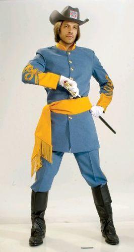 Confederate Soldier Grand Heritage Mens Costume