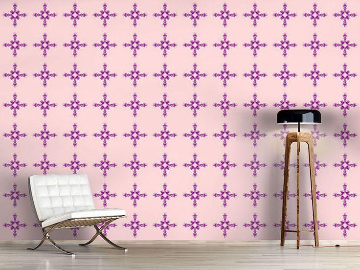 Design #Tapete Organisches Kreuz