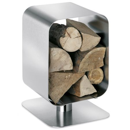 Elegant Retro Indoor Firewood Rack   Stainless #LearnShopEnjoy Ideas