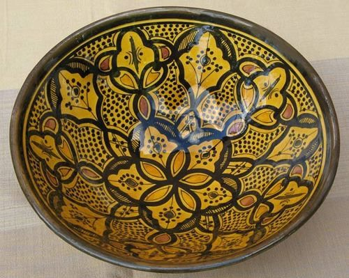 1000 Images About Moroccan Pottery On Pinterest