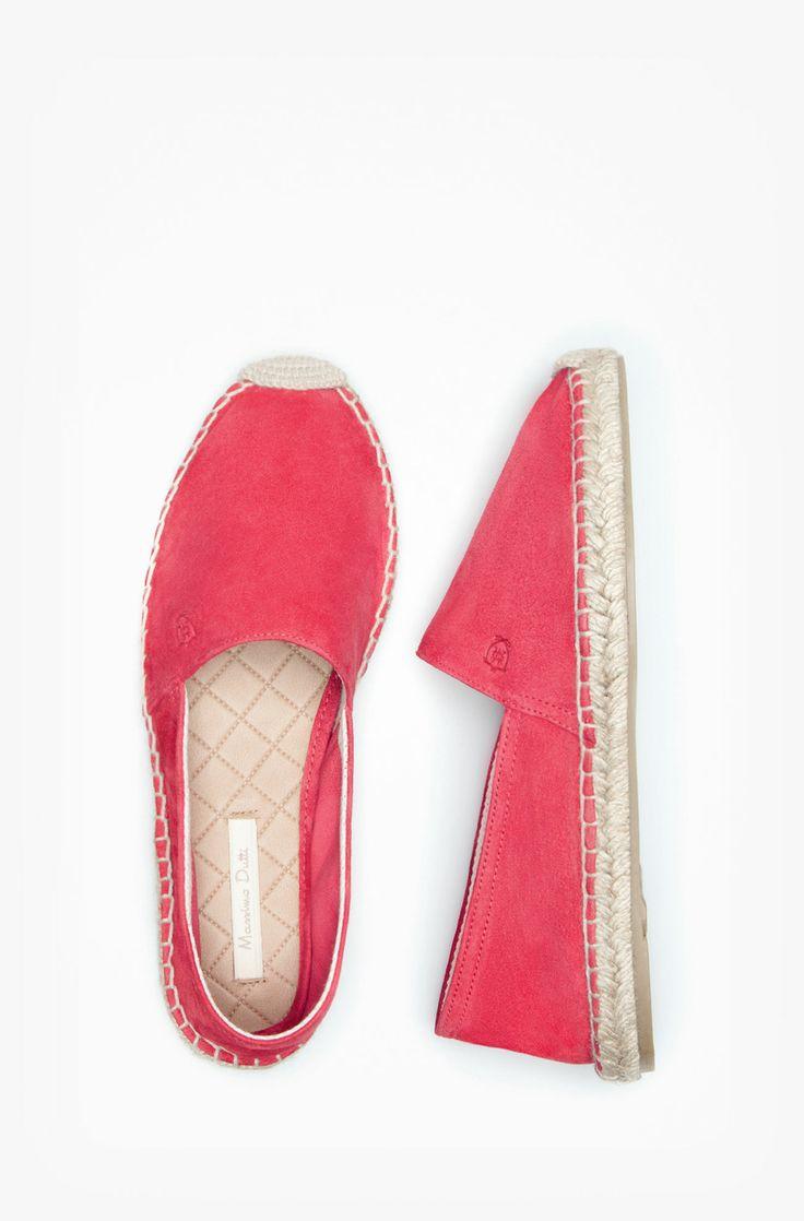 RASPBERRY ESPADRILLES - Shoes - WOMEN - SHOES & ACCESSORIES - France