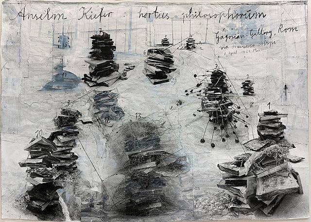 Anselm Kiefer (German, b.1945)