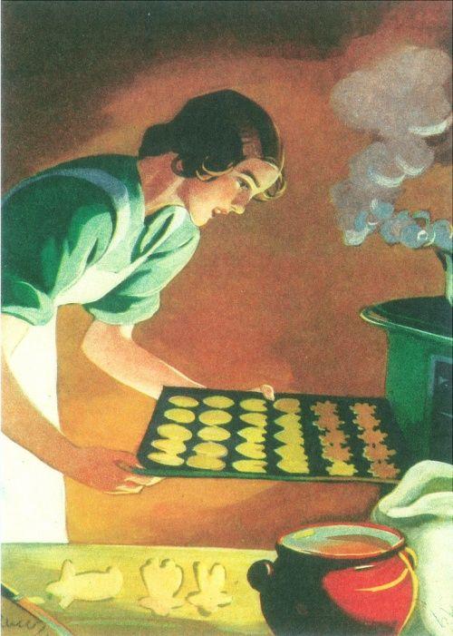 The Art of Martta Wendelin - from http://www.alternativefinland.com/art-martta-wendelin/ Finland