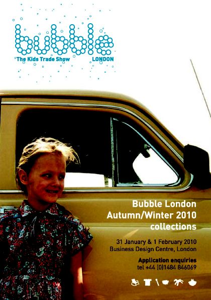 Bubble London 31 January & 1 February 2010