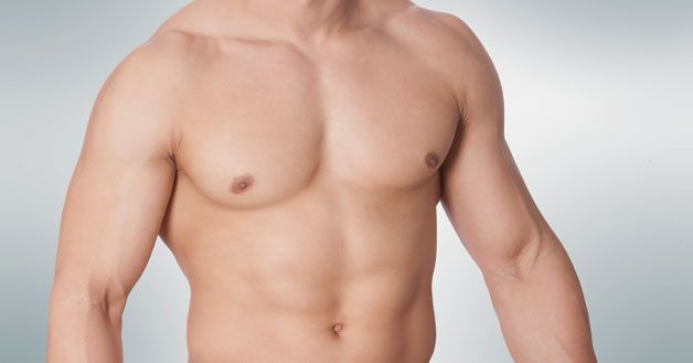 15-minute pectoral workout