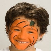 Pumpkin Full Face