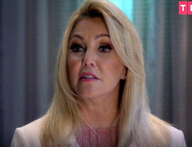 She's back: Heather Locklear returned to television on Monday on the TLC show Too Close To...