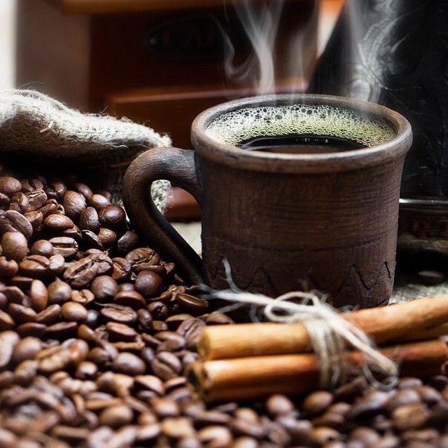 Классическое сочетание – кофе и корица