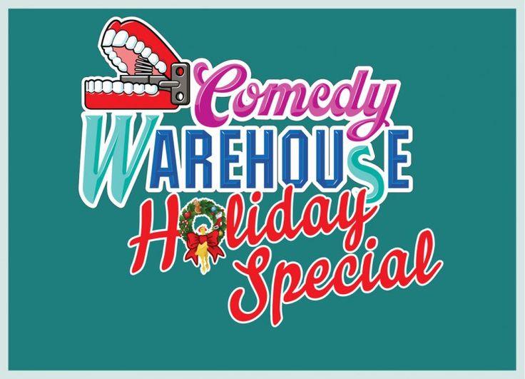 """Curte comédia stand-up e quer dar boas risadas enquanto estiver passeando na Disney? """"The Comedy Warehouse Holiday Special"""", um festival de fim de ano com diversos comediantes americanos retorna para o Disney's Hollywood Studios essa temporada para o 5º ano de comédia."""