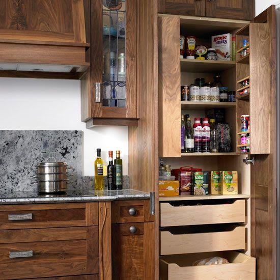 Larder Pantry Cupboard: 1000+ Ideas About Larder Storage On Pinterest