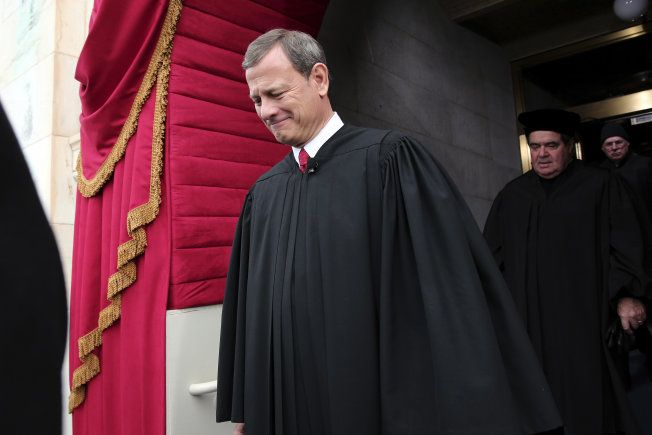In Saving Obamacare, John Roberts Has Reframed His Legacy --- The chief justice re-established his vow to call 'balls and strikes' with the ruling in King v. Burwell.