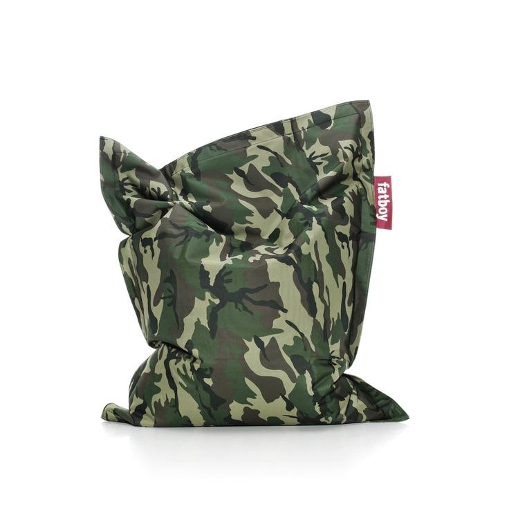 Fatboy - 9000511 - Junior - Puff - Camouflage: Amazon.fr: Kitchen & Dining